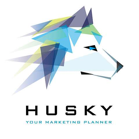 logo Husky Marketing Planner